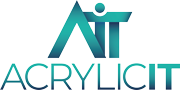 Acrylic IT Logo