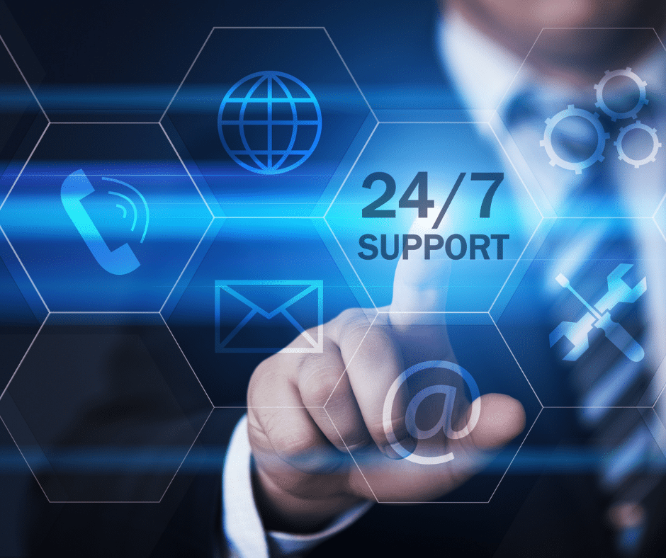 Why is 24/7 IT support important? Acrylic IT, Northwich.